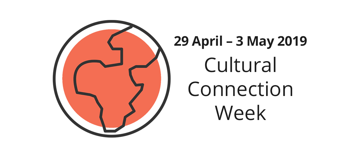 Participate in Cultural Connection Week!