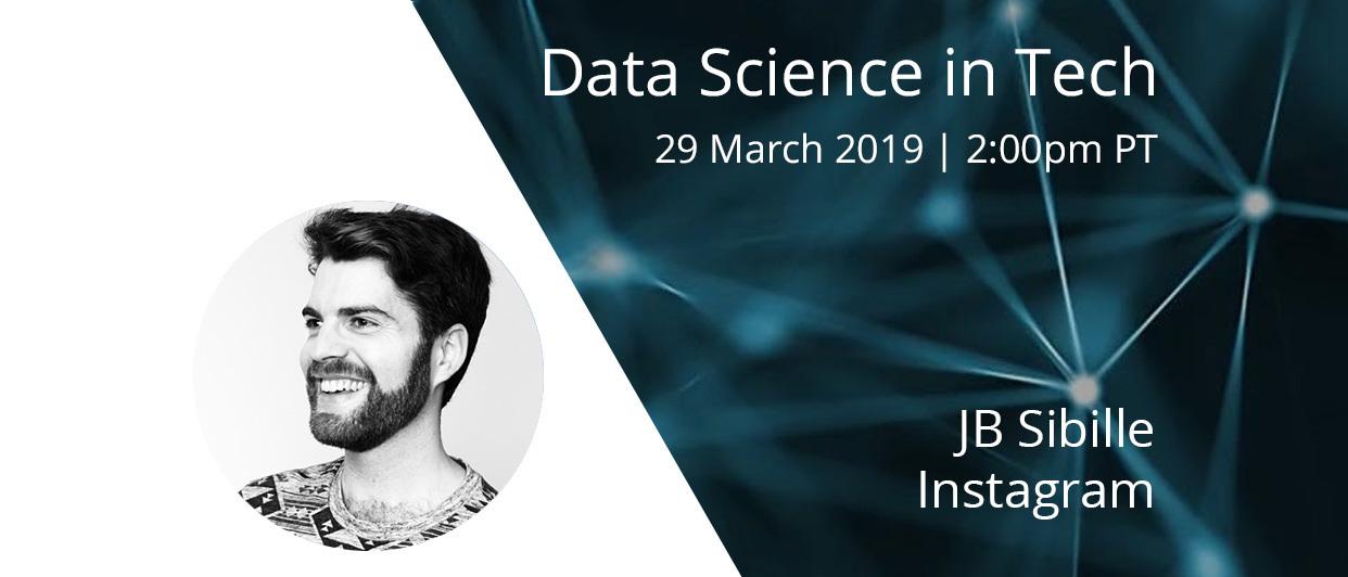 Webinar: Data Science in Tech