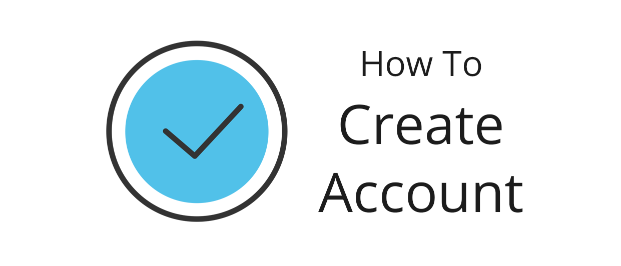 How to create an account on this community