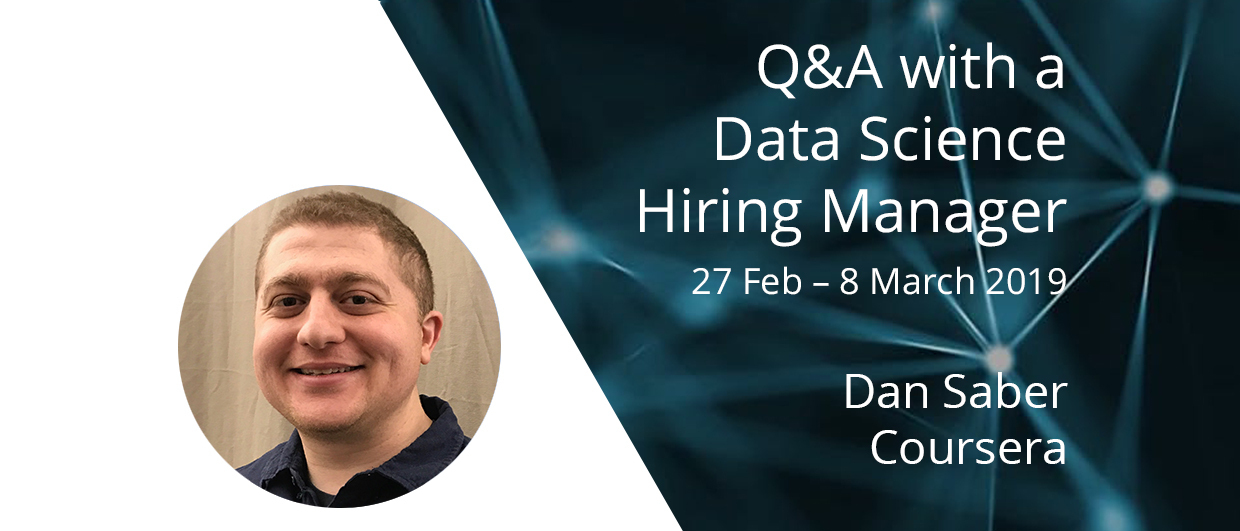 Q&A with a Data Science Hiring Manager