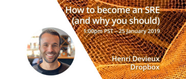 How to become an SRE (and why you should) | Webinar