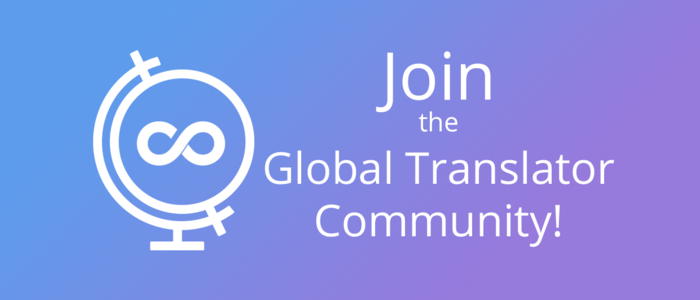 Join the Coursera Global Translator Community
