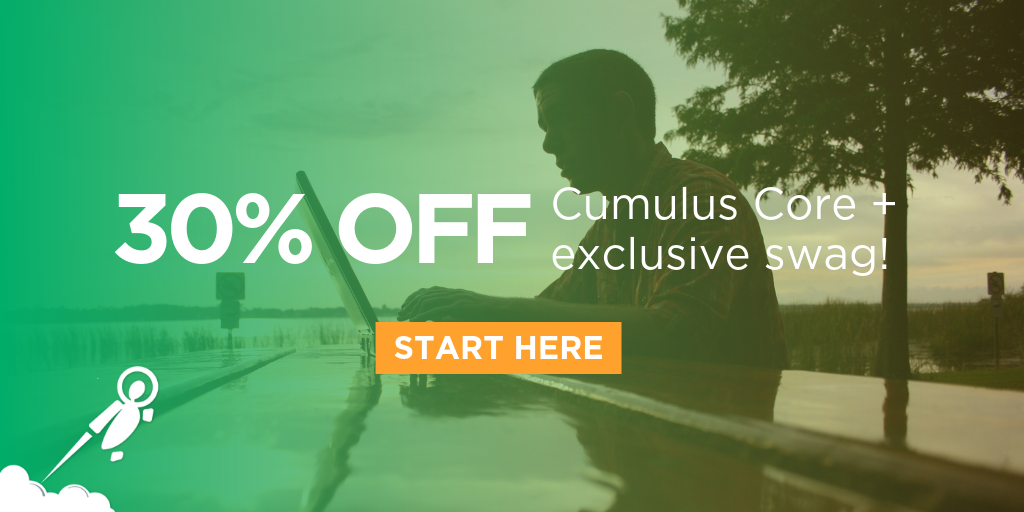 Summer savings on certifications and Cumulus Core courses