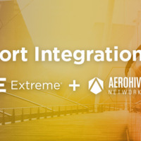 Aerohive Support Integration Information   Extreme Networks