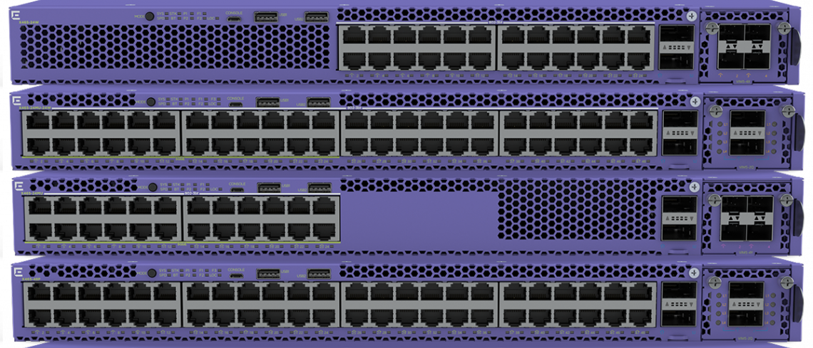 ExtremeXOS 30.2 and Smart OmniEdge Premium X465 Switches Are Now Available!