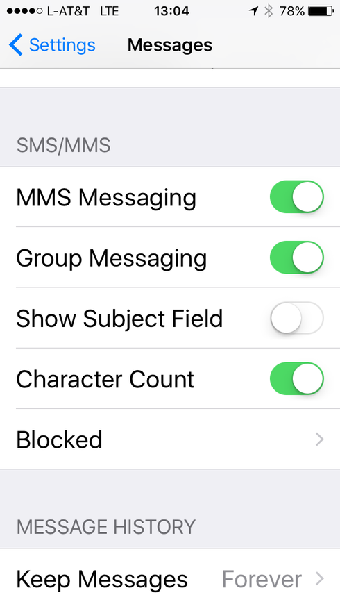 Group Messaging/ SMS Group Chats | Koodo Community
