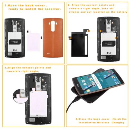 LG G6 Wireless Charging | Koodo Community