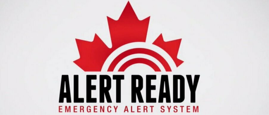 Awareness Test: Wireless Public Alerting (May 8)