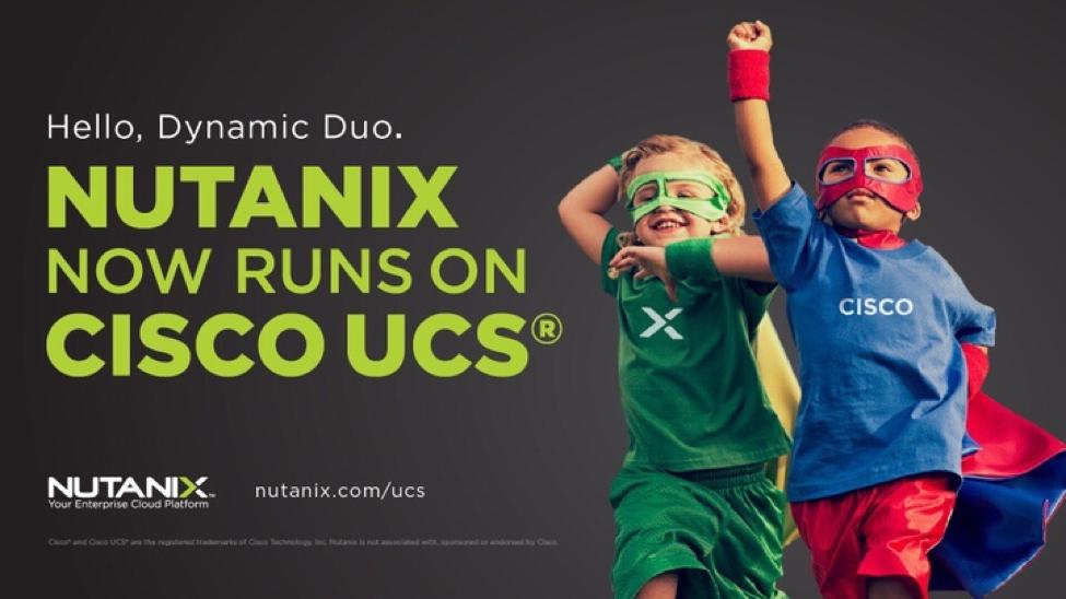The ROI of Nutanix on Cisco UCS