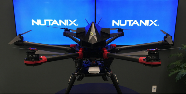 How to Get Your Apps in the Cloud? With a Drone of Course!