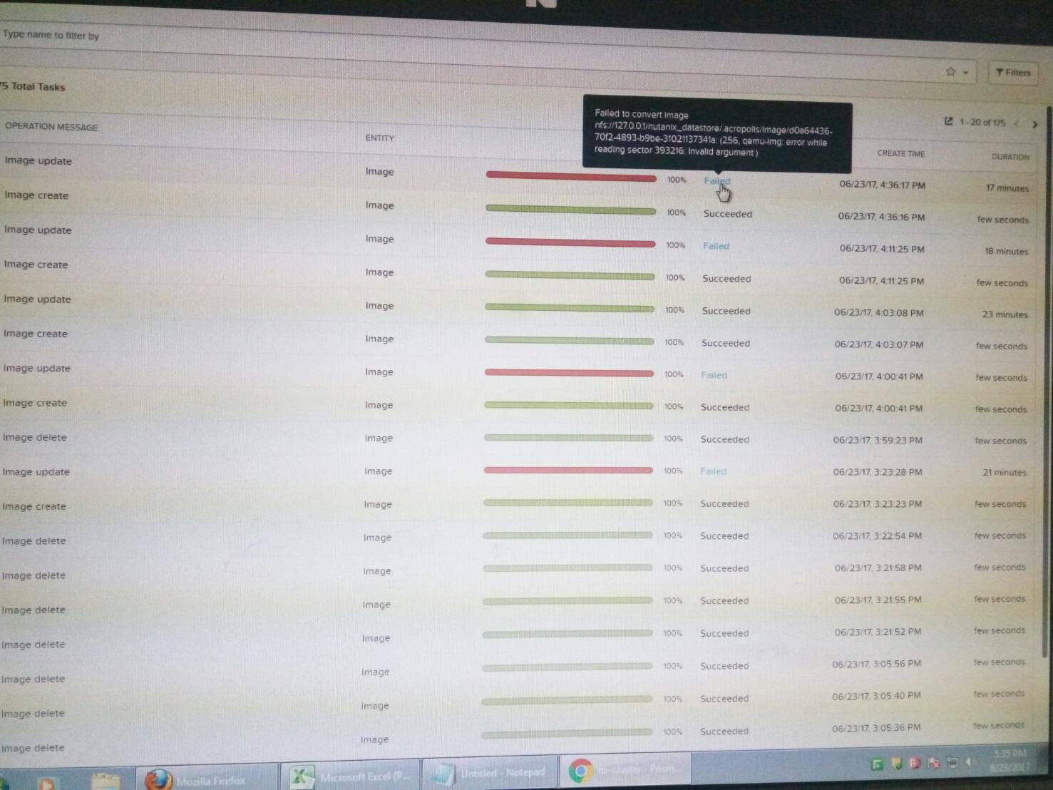 Convert vmdk to AHV disk image | Nutanix Community