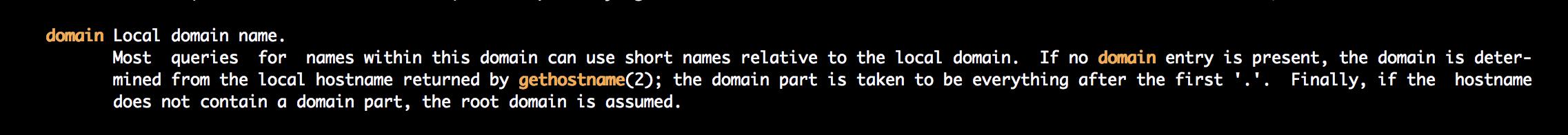 Dns Fqdn Cannot Ping Hostnames But Can Ping Hostnames Fqdn