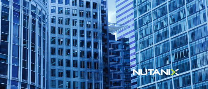 A Solid Foundation for Nutanix