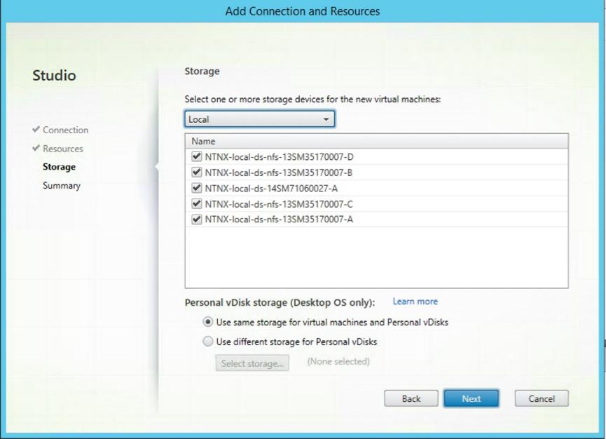 Citrix MCS and PVS on Nutanix: Enhancing XenDesktop VM