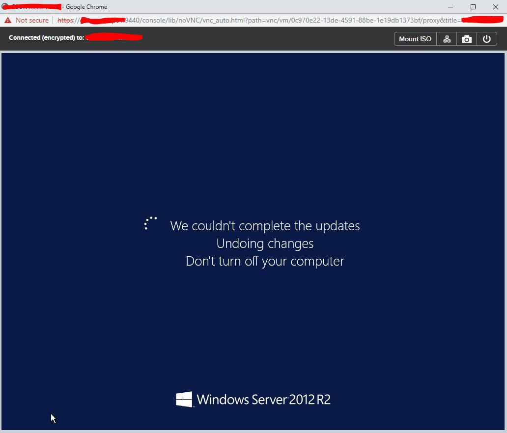 Windows Boot F8 Delay | Nutanix Community
