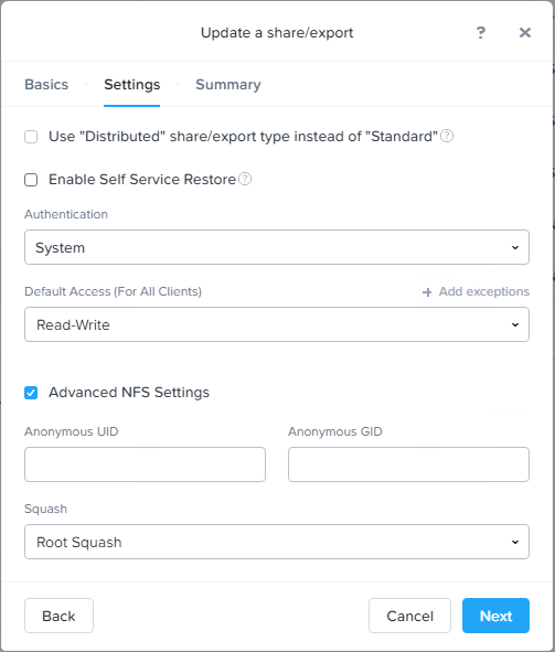 Nutanix File and NFS Mount Examples | Nutanix Community