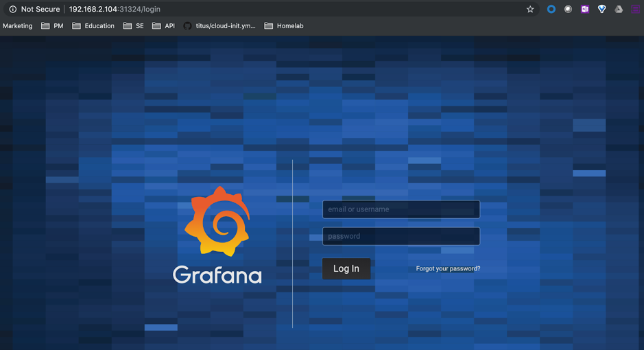 Grafana on Nutanix Karbon | Nutanix Community