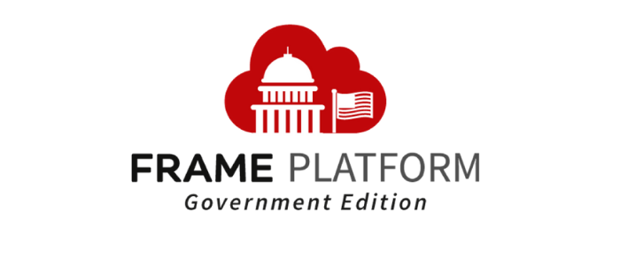 Frame for Government Update: Now available on AWS GovCloud US-East!