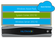 Nutanix and Microsoft Create Hybrid Cloud Building Blocks with Cloud Platform System - Standard