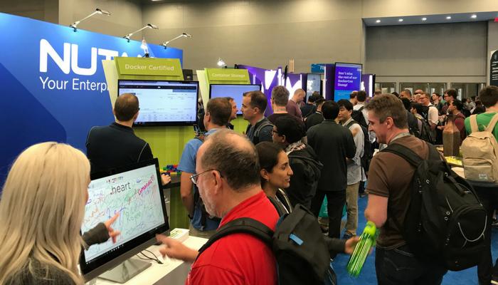 Nutanix at DockerCon 2017