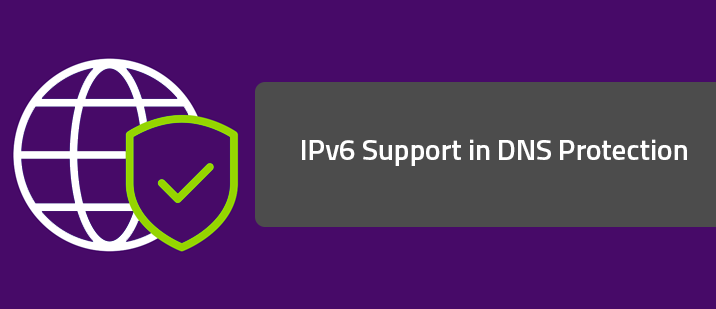 IPv6 Support in Webroot DNS Protection