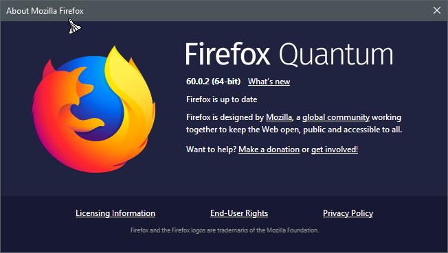 Firefox Password Manager toolbar no longer works   Webroot Community