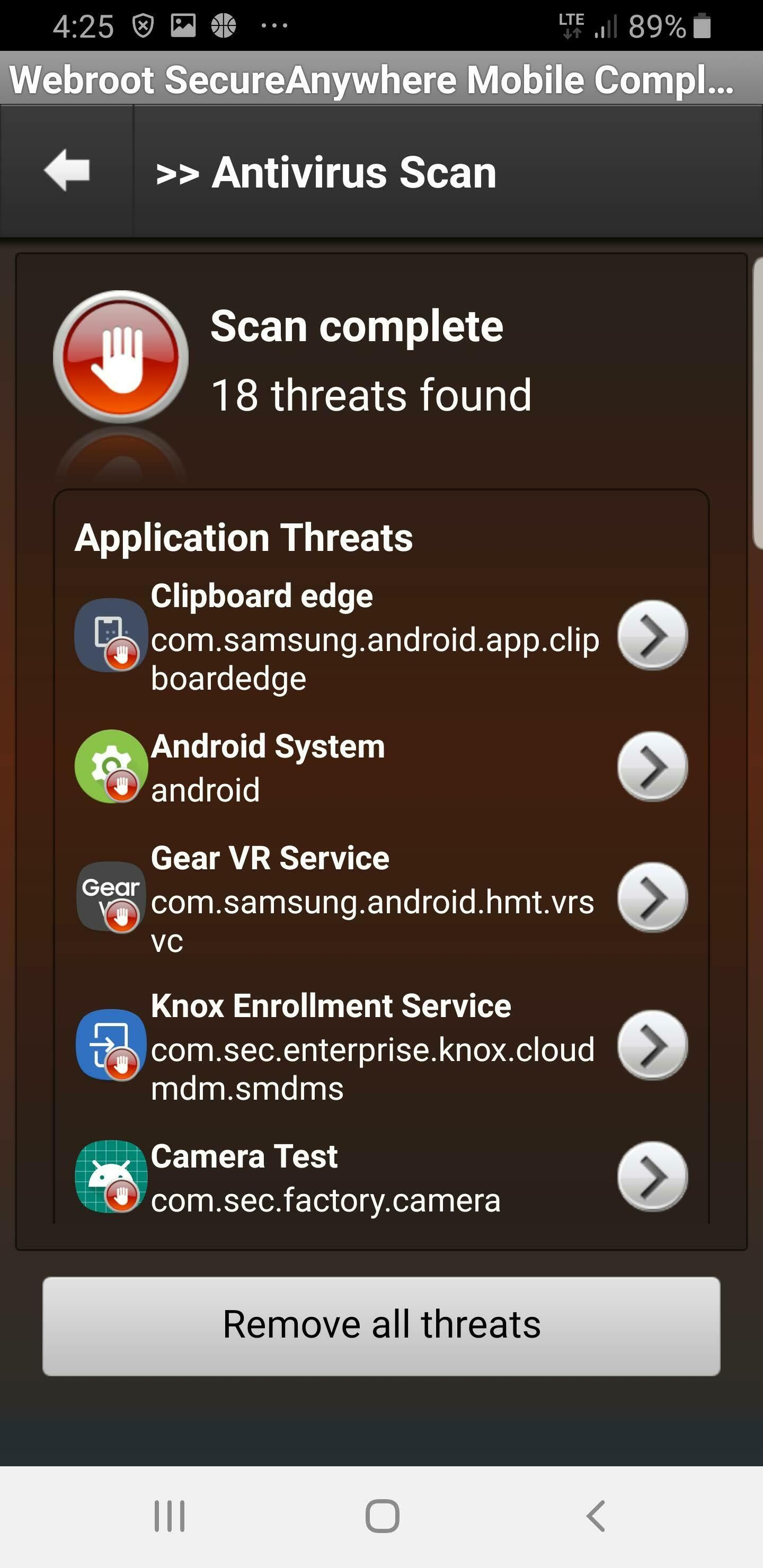 Webroot Threats in Mobile Android | Webroot Community