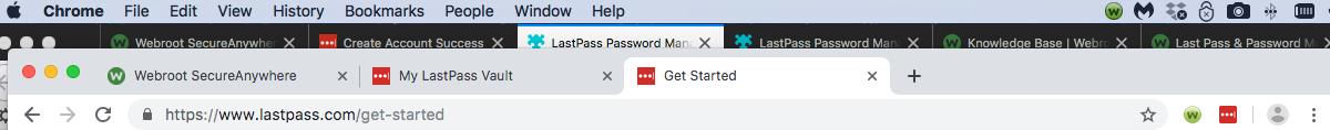 Last Pass & Password Manager   Webroot Community