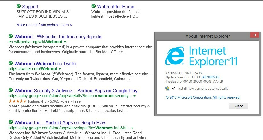 Internet explorer 6 error mr doob aidanandhilda us
