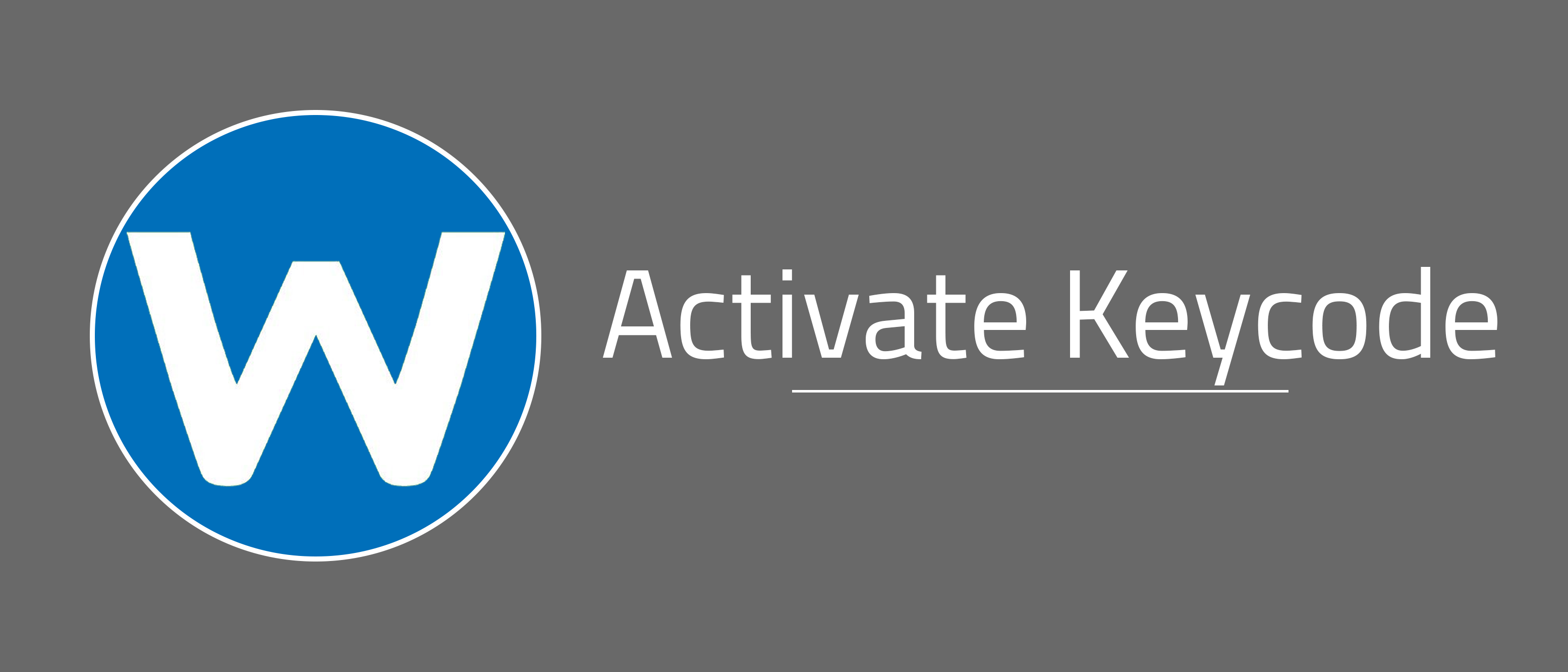 Activate Keycode