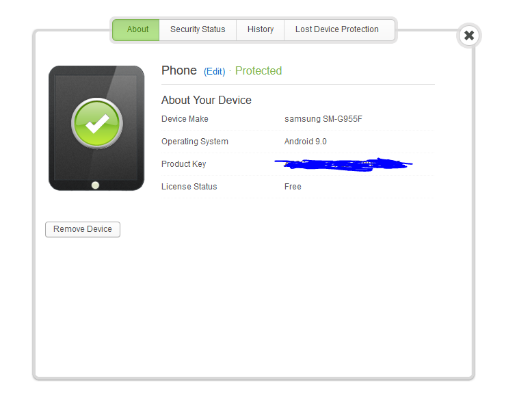 Android upgrade license not adding to portal   Webroot Community