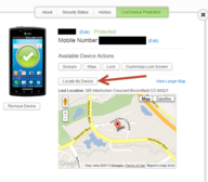 How to Locate Your Mobile Device