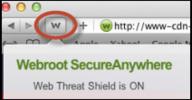 Mac - Using the Web Threat Shield