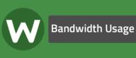 Bandwidth Usage