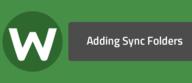 Adding Sync Folders